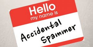 Marketing Your Speaking Business: Don't Get a Rep for Being a Spammer!