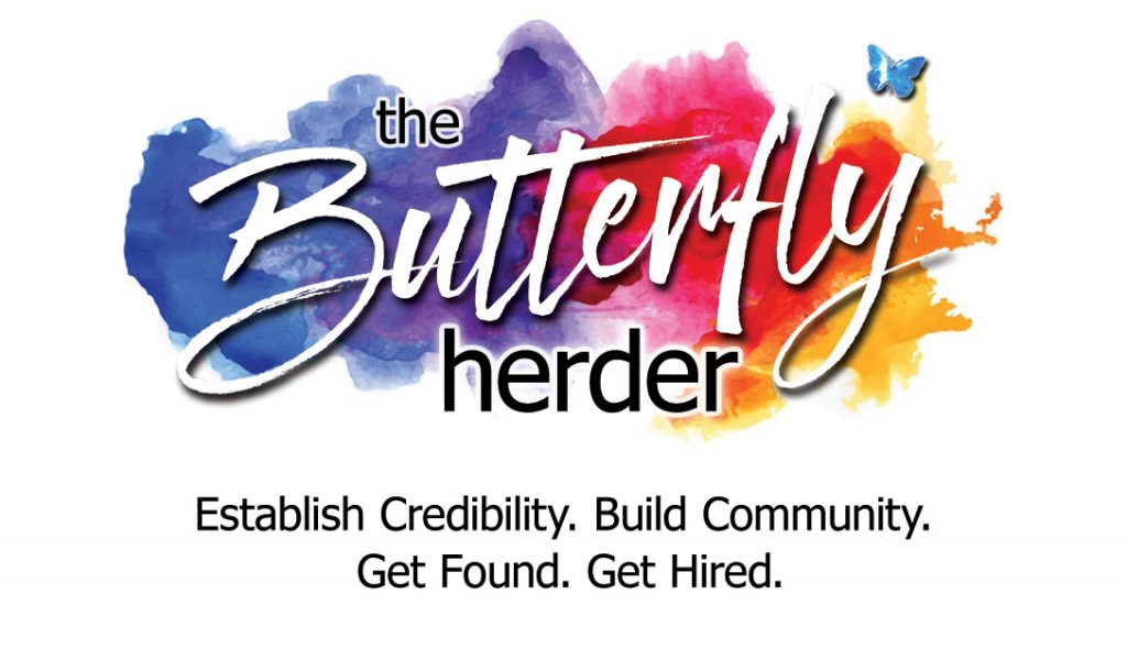 the Butterfly Herder Websites for Professional Speakers