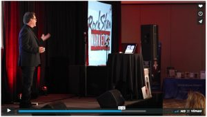 Share your speaker preview video in your email newsletter!
