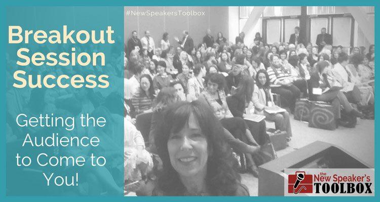 Breakout Session Success by Eldonna Lewis Fernandez