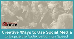 Tips for using social media during a presentation