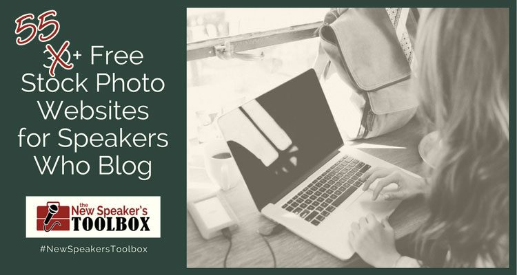 30 Free Image Websites for Speakers Who Blog