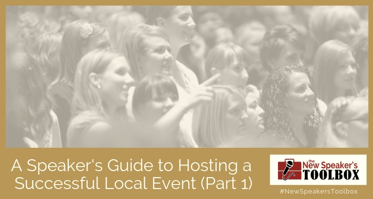 How to plan a successful local event