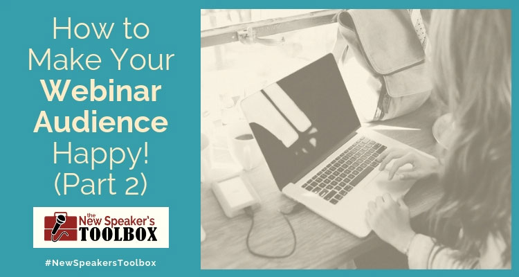 How to Have a Successful Webinar